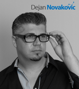 dejan novakovic, business robin hood